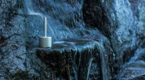Misogibell och vattenfall