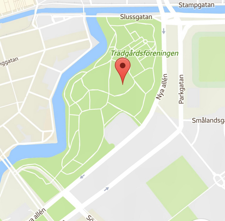 Jo/Bokken i Trädgårdsföreningen